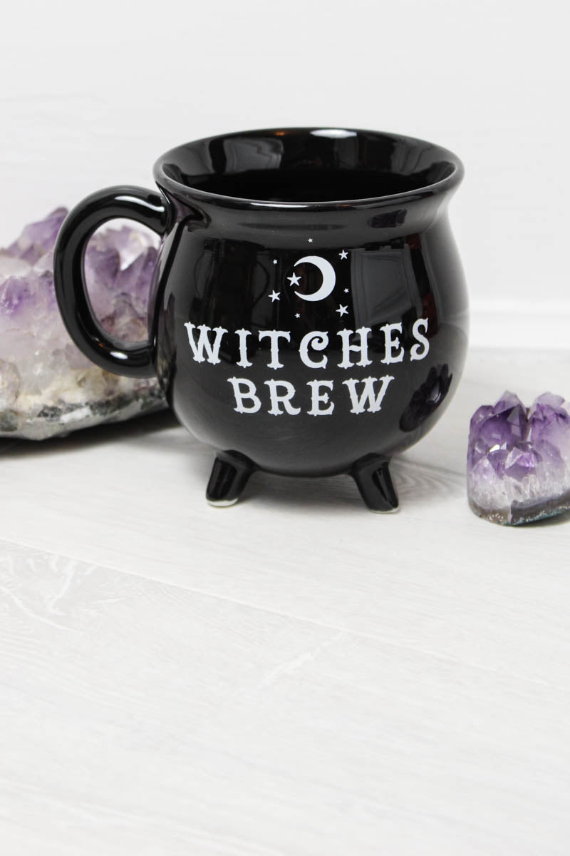 Witches Brew Cauldron Mug - little-lies-uk
