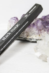 Black Magic Incense Sticks - little-lies-uk