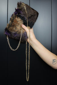 Studio 54 Faux Fur Bag