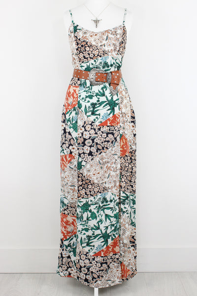 Everywhere Floral Maxi Dress