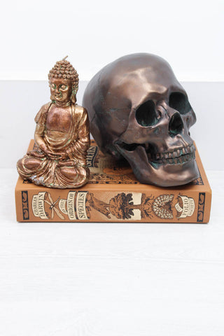 Buddha Candle - little-lies-uk