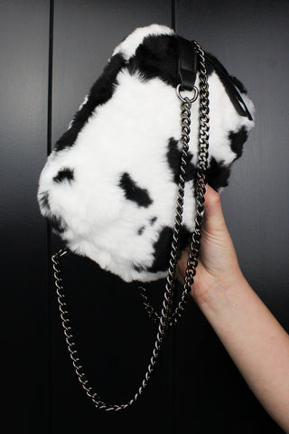 Fever Faux Fur Bag
