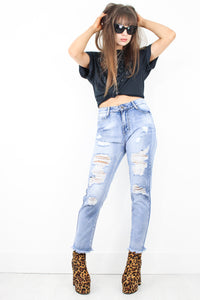 Nancy Boyfriend Jeans