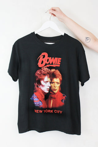 Bowie New York City Tee