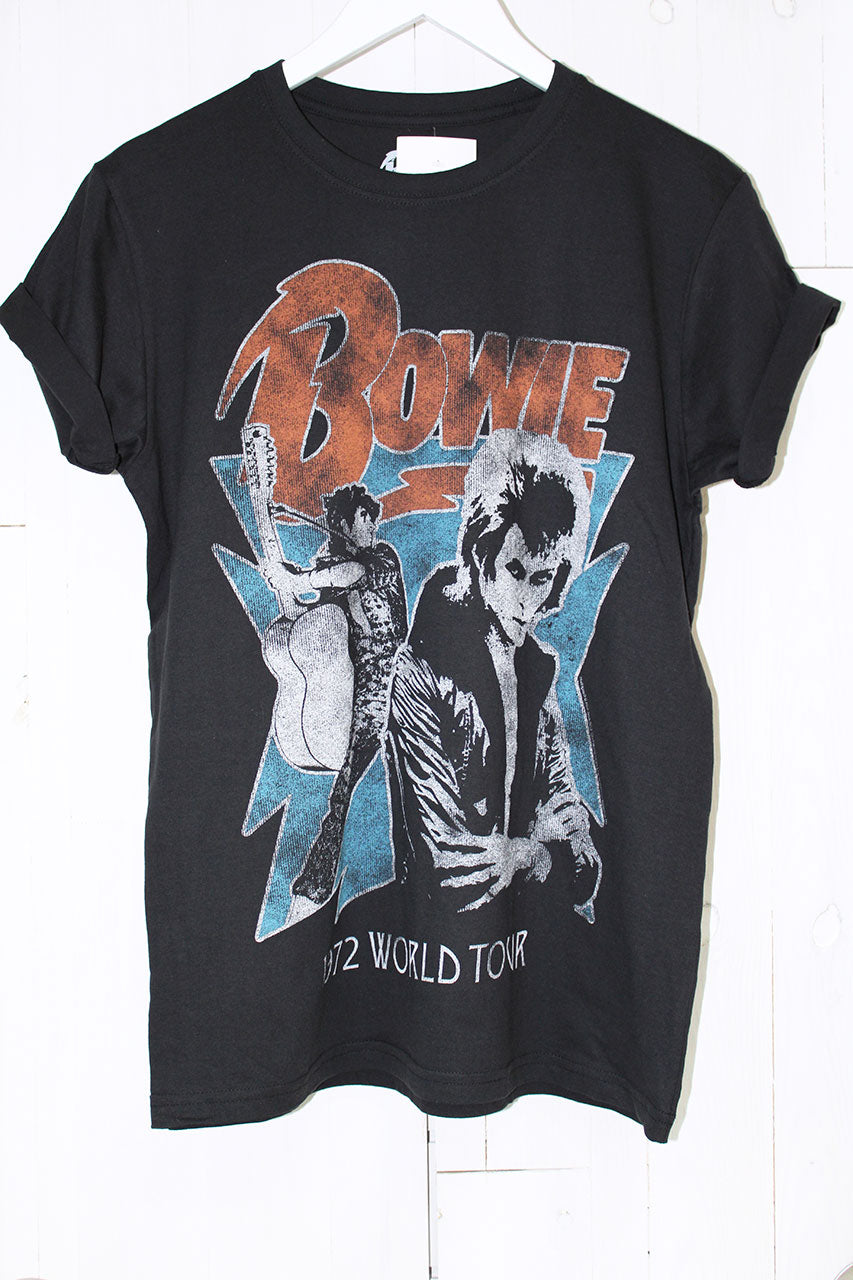 Bowie '72 Tee - little-lies-uk