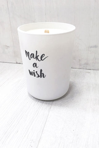 Make a Wish Scented Candle - little-lies-uk