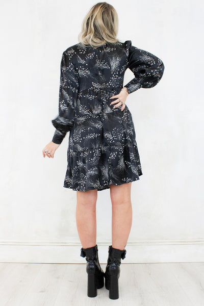 Star Power Smock Dress