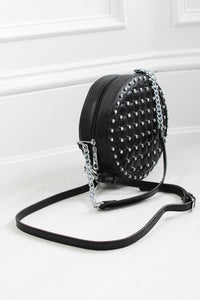 Cherry Bomb Studded Bag - little-lies-uk