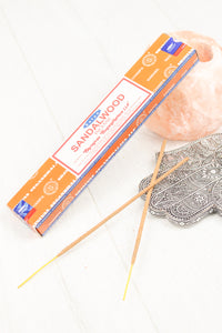 Indian Sandalwood Incense Sticks