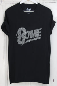 Bowie Crystals Tee