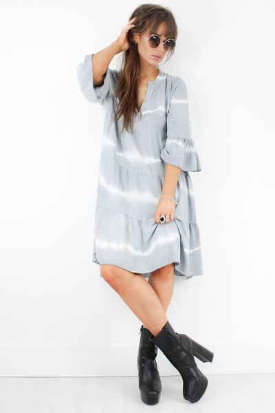 Dream Away Smock Dress