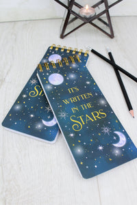 Written In The Stars Notebook