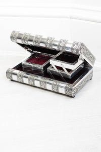 Silver Elephant Jewellery Box - little-lies-uk