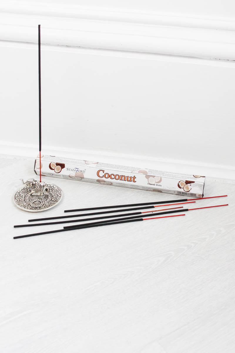 Coconut Incense Sticks - little-lies-uk