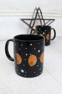 Blood Moon Phases Mug