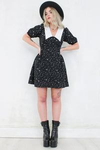 Space Oddity Mini Dress