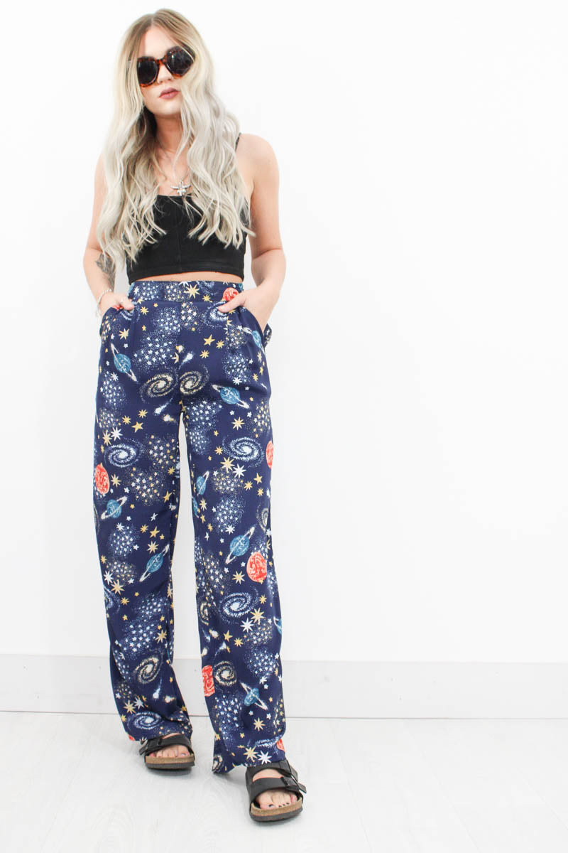 Space Oddity Trousers - little-lies-uk
