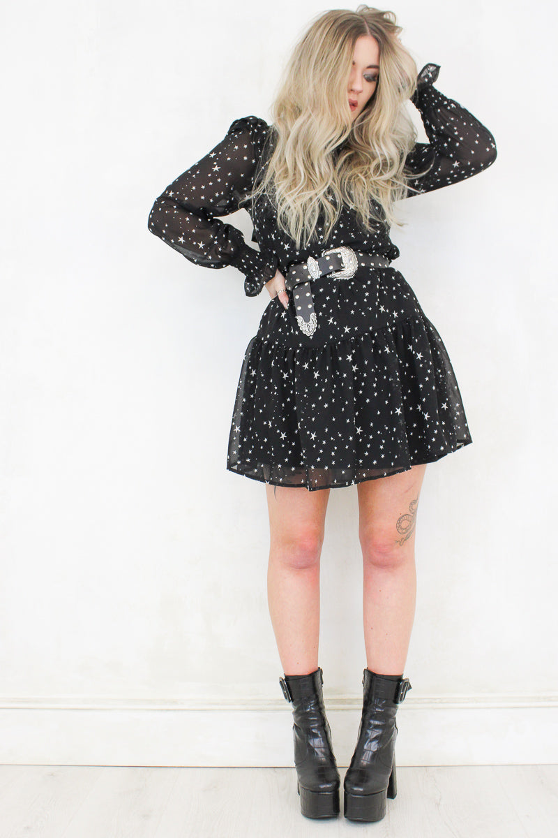 The Prettiest Star Smock Dress