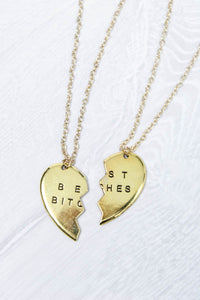 Best Bitches Pendants - little-lies-uk