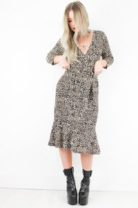 Live And Let Die Midi Dress