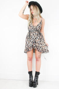The Groover Leopard Dress