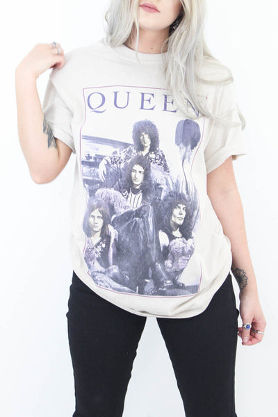 Queen Vintage Tee - little-lies-uk