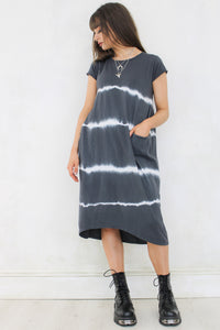Eclipse Tie Dye T-Shirt Dress