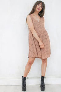 Heatseeker Leopard Smock Dress