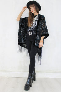 Thunder Fringed Jacket - little-lies-uk