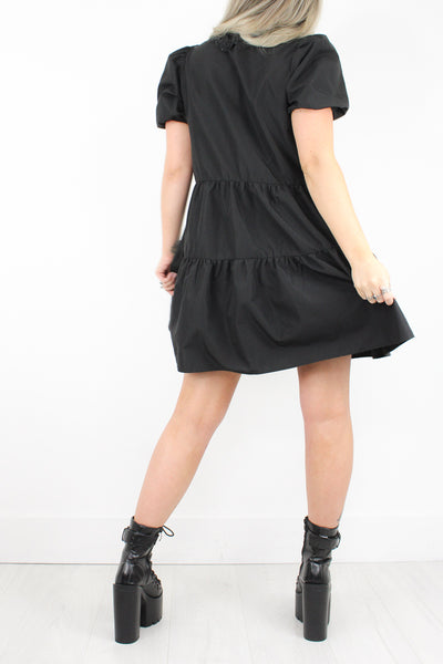 Movers & Shakers Smock Dress