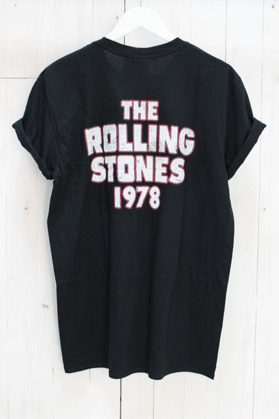 Rolling Stones Dragon Tee - little-lies-uk