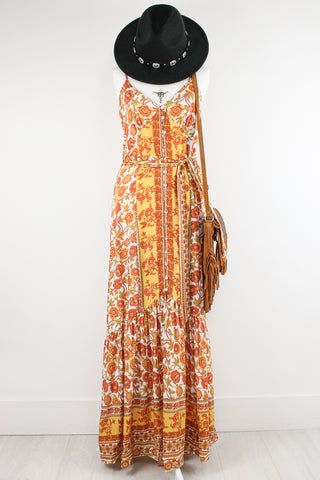 Eleanor Rigby Maxi Dress