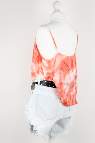 Steal My Sunshine Tie Dye Cami Top