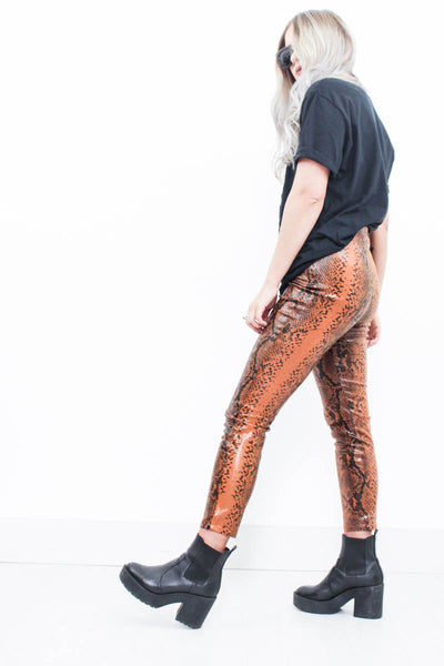 Arizona Snake Skinnies - little-lies-uk