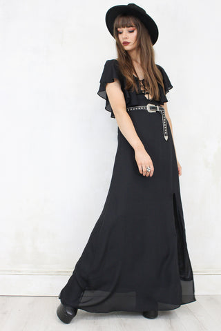Looks That Kill Maxi Dress