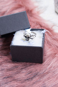 Skull & Bones Ring - little-lies-uk