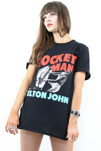 Elton John Rocket Man Tee - little-lies-uk