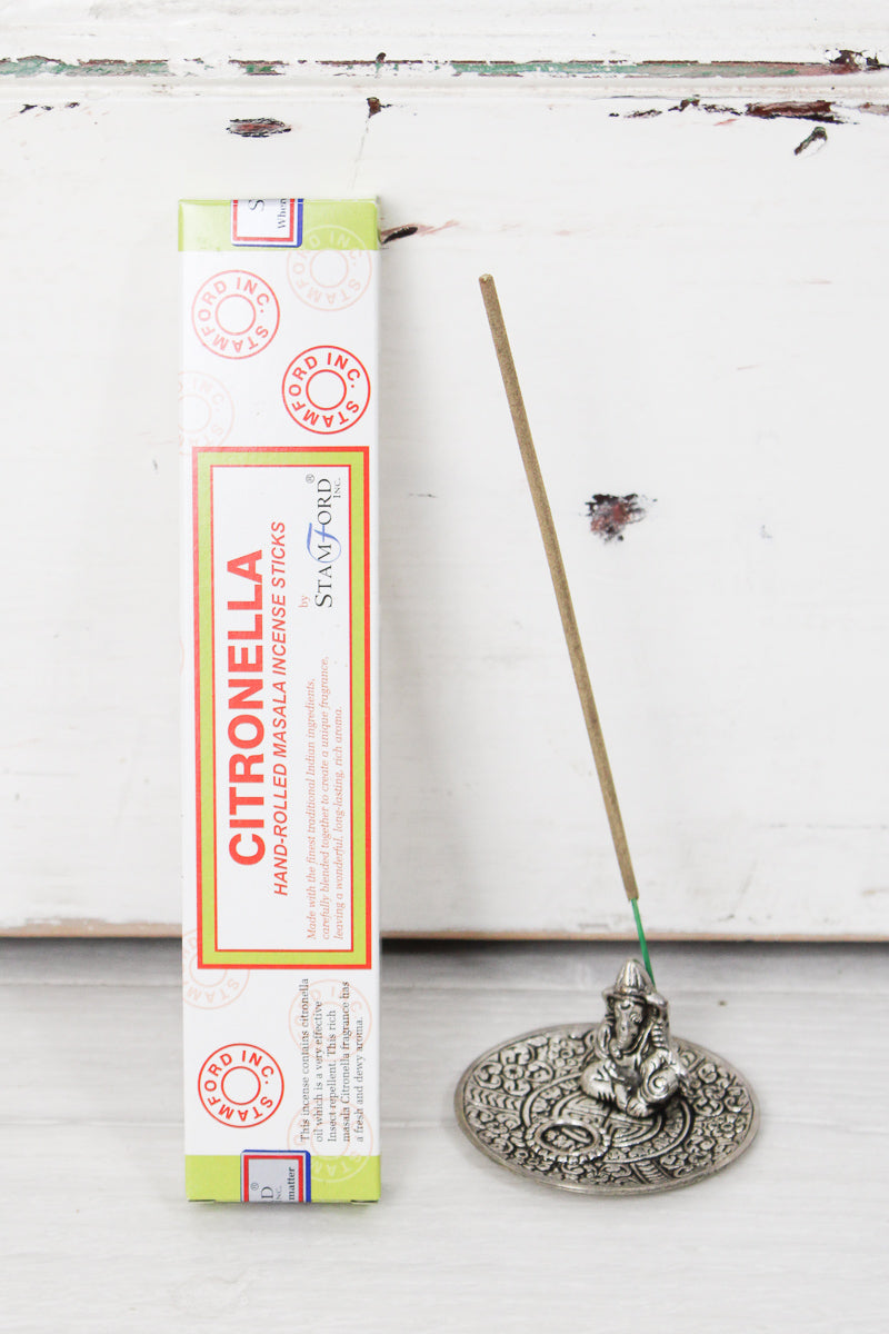 Citronella Incense Sticks