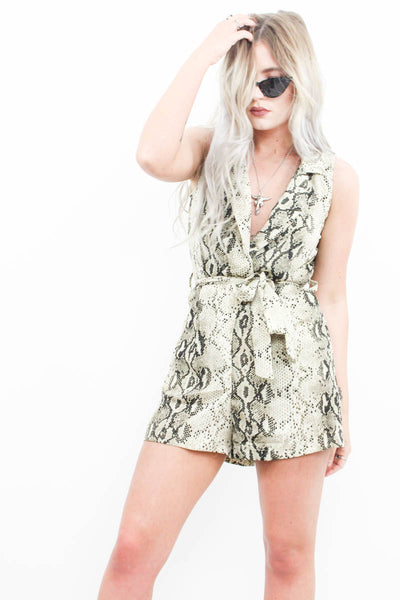 Hypnotized Playsuit - little-lies-uk