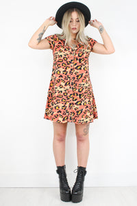 Acid Eaters Mini Dress