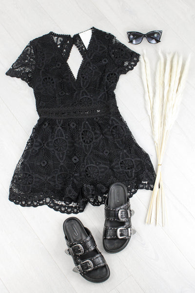 Magic Of Love Playsuit