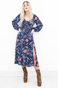 Space Oddity Dress - little-lies-uk