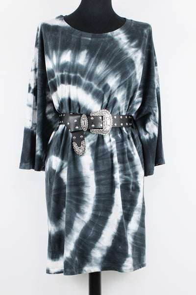 Teen Spirit Tie Dye T-Shirt Dress
