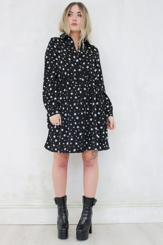 Rebel Rebel Smock Dress