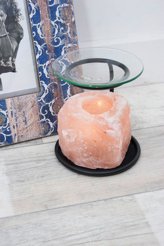 Himalayan Salt Oil Burner - little-lies-uk