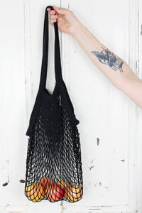 Black String Shopper