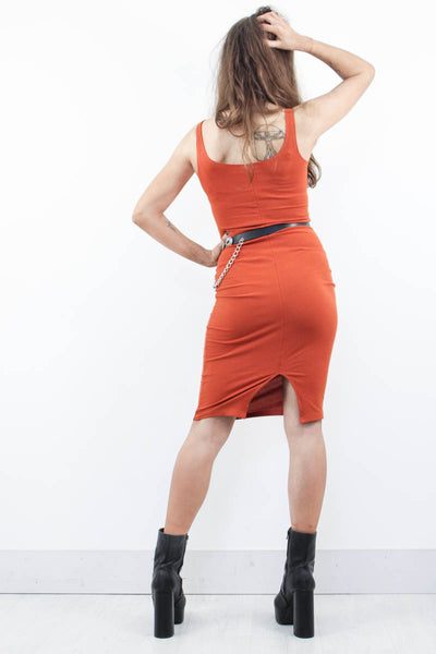 Ticket To Ride Midi Dress - little-lies-uk