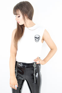Skull Patch Tee by Little Lies