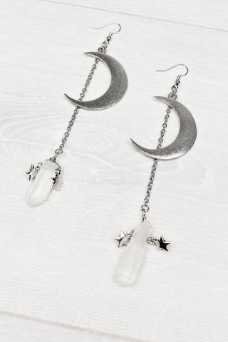 Moon Rocks Earrings