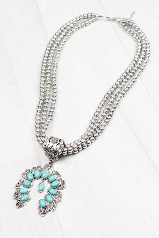 Highway Traveller Necklace